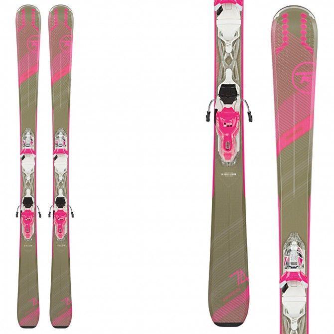 Esquí Rossignol Experience 74 W (Xpress) + fijaciones Xpress W 10 B83