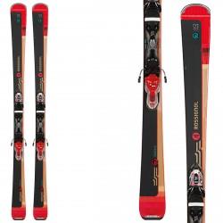 Esquí Rossignol Famous 6 (Xpress) + fijaciones Xpress W 11 B83
