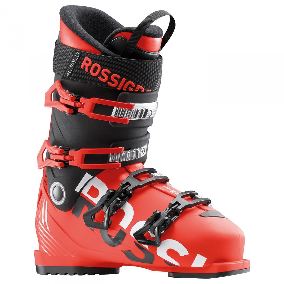 Scarponi sci Rossignol Allspeed (Colore: rosso-nero, Taglia: 28.5)