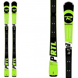 Ski Rossignol Pursuit Gt + fixations Xpress 10 B83