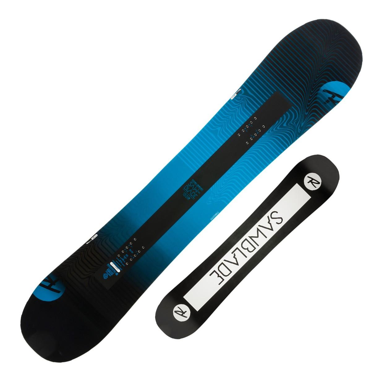 Snowboard Rossignol Sawblade (Colore: blu-azzurro, Taglia: 150)