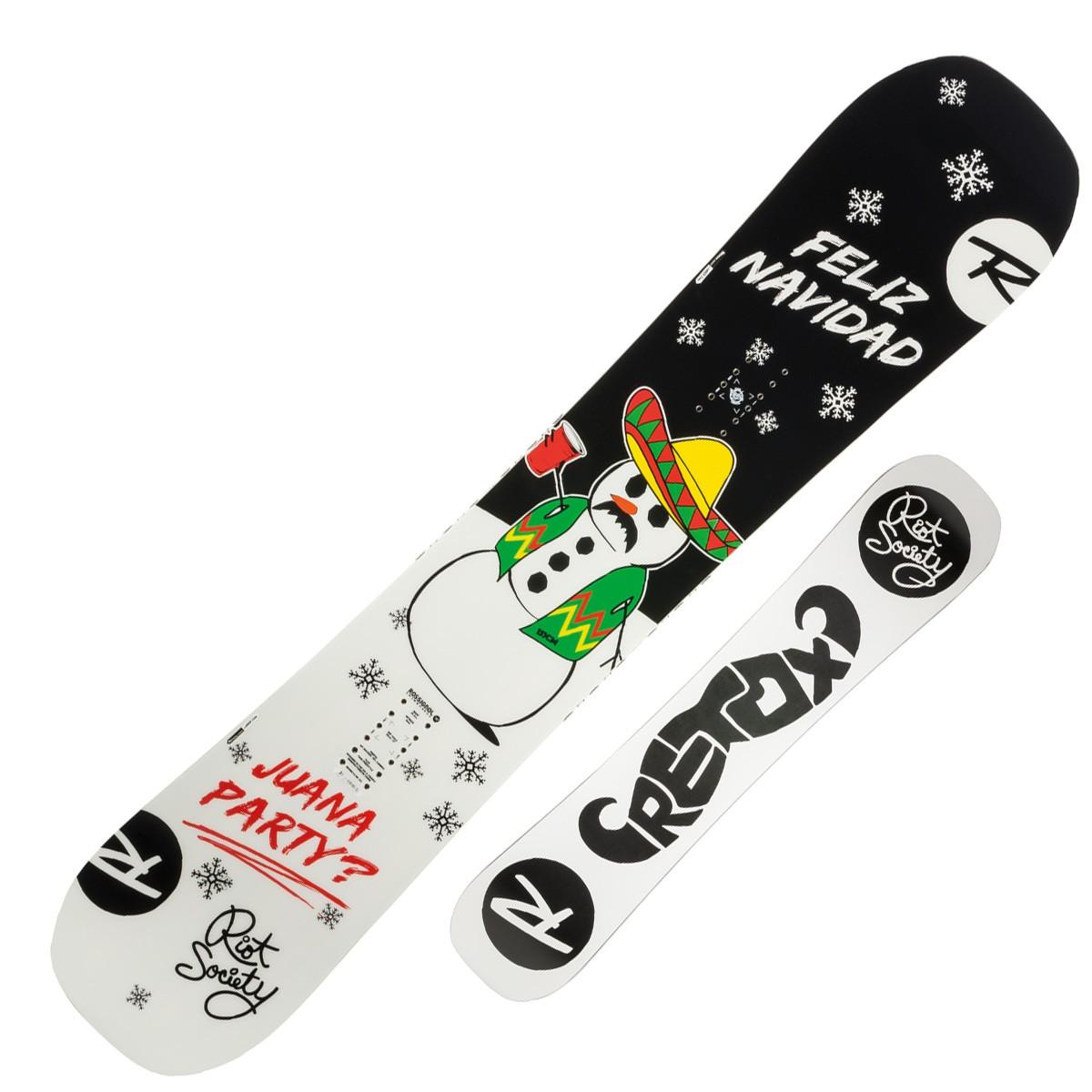 Snowboard Rossignol Retox (Colore: fantasia, Taglia: 147)