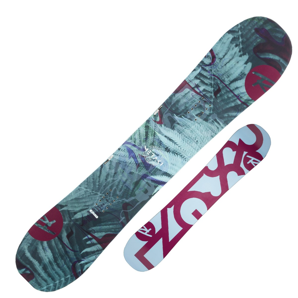 Snowboard Rossignol Meraki (Colore: fantasia, Taglia: 150)