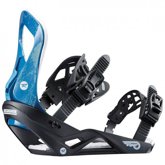 Attacchi snowborad Rossignol Viper M/L azzurro-nero
