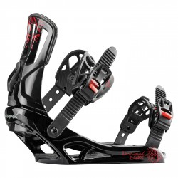 Snowboard bindings Rossignol Battle M/L black