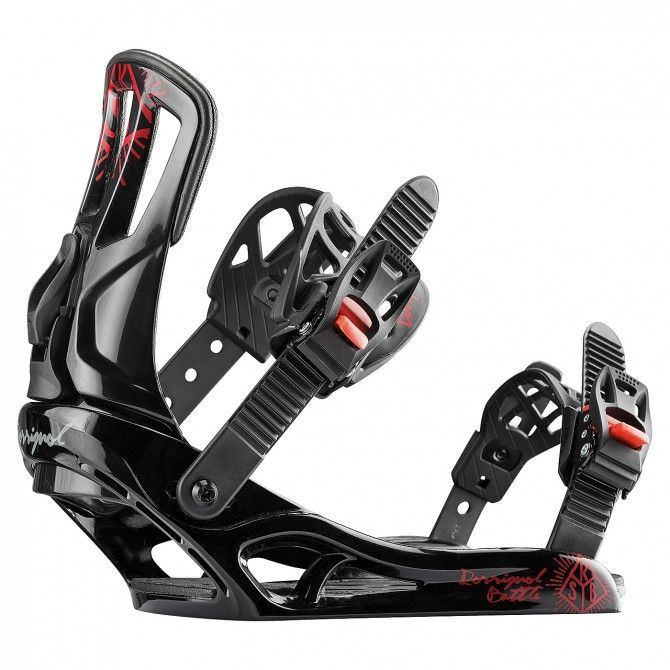 Snowboard bindings Rossignol Battle S/M