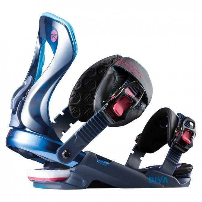 Fijaciones snowboard Rossignol Diva S/M