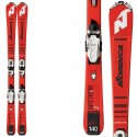 Ski Nordica Spitfire J Fdt + fixations Jr 7.0 Fdt