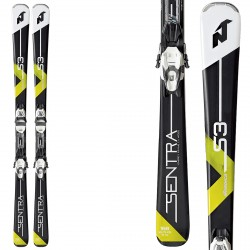 Esquí Nordica Sentra S 3 Fdt + fijaciones Tlt 10 Fdt