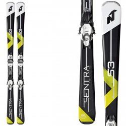 Ski Nordica Sentra S 3 Fdt + fixations Tlt 10 Fdt