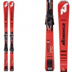 Ski Nordica Dobermann Spitfire Pro Fdt + fixations Tpx 12 Fdt