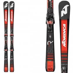 Ski Nordica Dobermann Slr Rb Fdt + fixations Xcell 14 Fdt