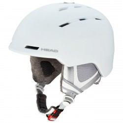 Casco sci Head Vanda bianco