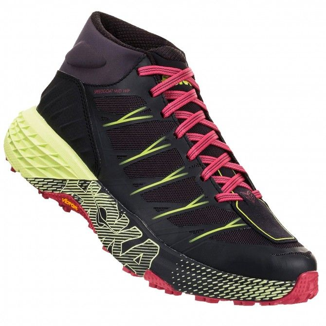 Zapatos trail running Hoka One One Speedgoat Mid Mujer