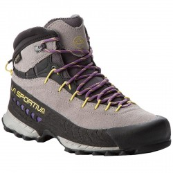 Trekking shoes La Sportiva Tx4 Mid Gtx Woman grey-purple