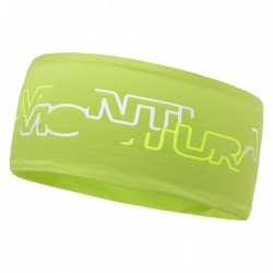 Bandana Montura Step light verde acido