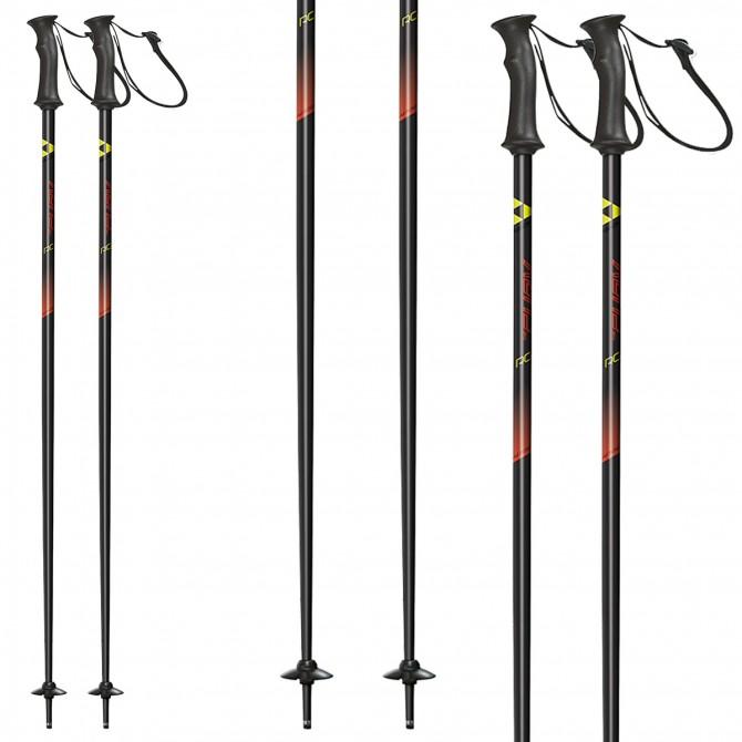 Ski poles Fischer RC4 The Curv Junior