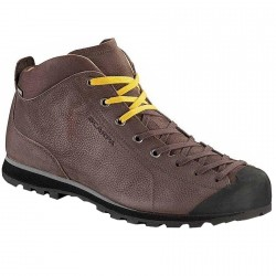 Shoes Scarpa Mojito Mid Gtx brown