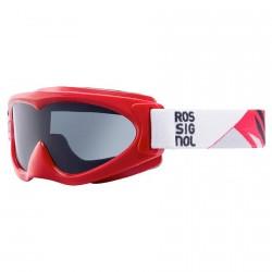 Masque ski Rossignol Kiddy rouge