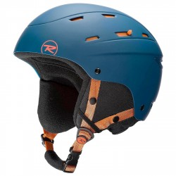 Casco sci Rossignol Reply Impacts blu
