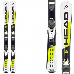 Ski Head Supershape Team + fixations Sx 4.5 Ac Brake 74