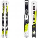 Ski Head Supershape Team + bindings Sx 4.5 Ac Brake 74