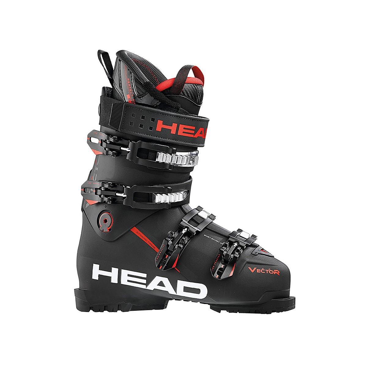 Scarponi sci Head Vector Evo Xp (Colore: nero-rosso, Taglia: 30)