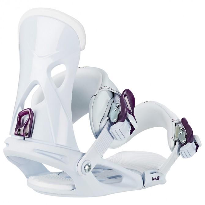 Snowboard bindings Head Nx Fay I white