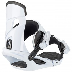 Attacchi snowboard Head Nx One bianco