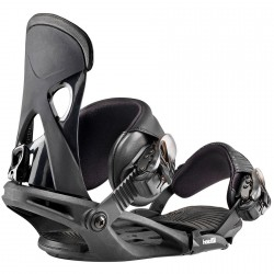 Snowboard bindings Head Nx Fay I black