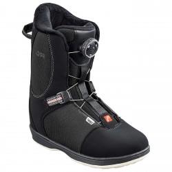Snowboard shoes Head Jr Boa black