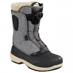 Chaussures snowboard Head Operator Boa Femme gris