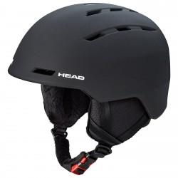 Casco esquí Head Vico negro