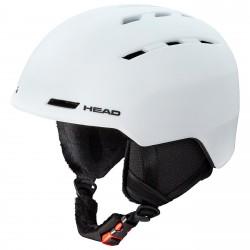 Casco esquí Head Vico blanco