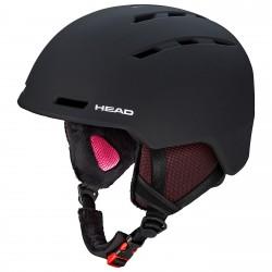 Casco esquí Head Valery negro