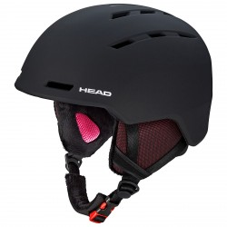 Casque ski Head Valery noir