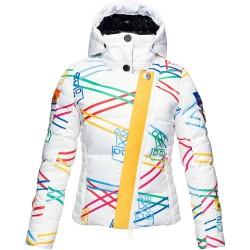 Ski jacket Rossignol Hurons Woman