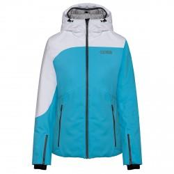 Veste ski Colmar Aspen Femme bleu clair