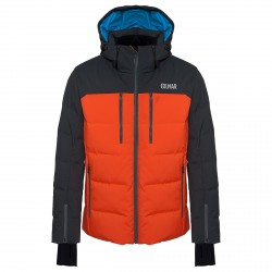 Ski jacket Colmar Chamonix Man grey-orange