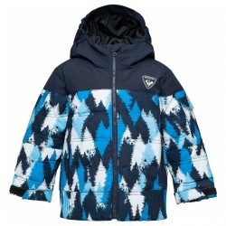 Ski jacket Rossignol Flocon Junior