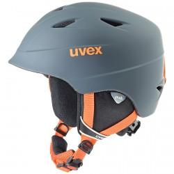 Casco sci + maschera Uvex Airwing