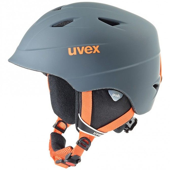 Casco esqui + máscara Uvex Airwing
