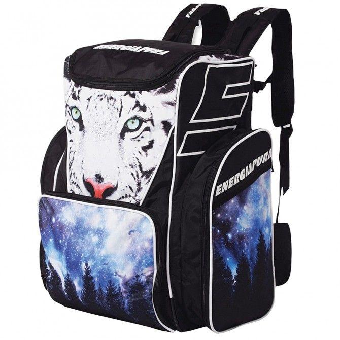 Ski boots backpack Energiapura Racer Tiger
