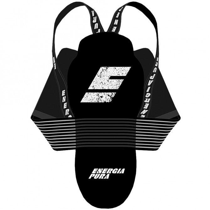 Protection dorsale Energiapura Long Back Protector Adj Unisex S noir