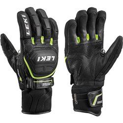 Ski gloves Leki WC Race Coach flex Gtx