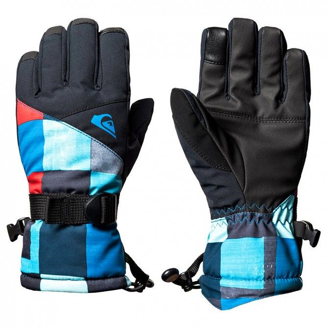 Guantes snowboard Quiksilver Mission Junior