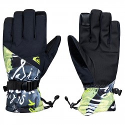 Snowboard gloves Quiksilver Mission Man
