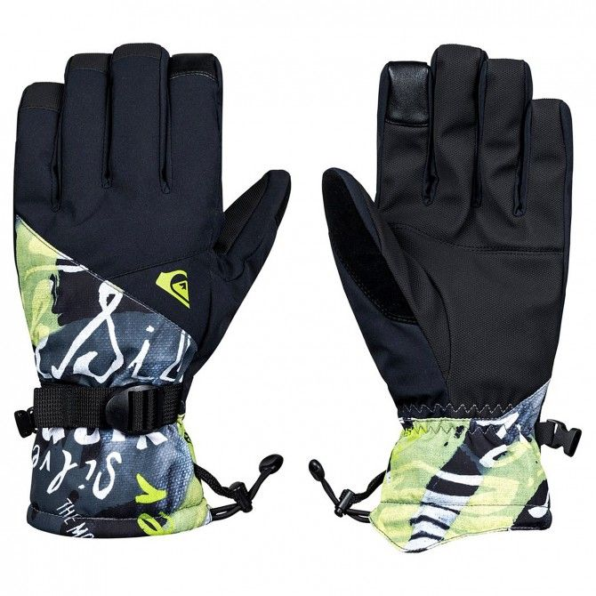 efbaf43d408 Guantes snowboard Quiksilver Mission Hombre - Ropa snowboard