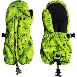 Moffola snowboard Quiksilver Indie Baby