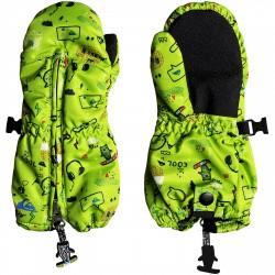 Snowboard mittens Quiksilver Indie Baby